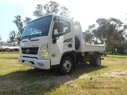 2020 Hyundai Mighty EX6 - Trucks for Sale