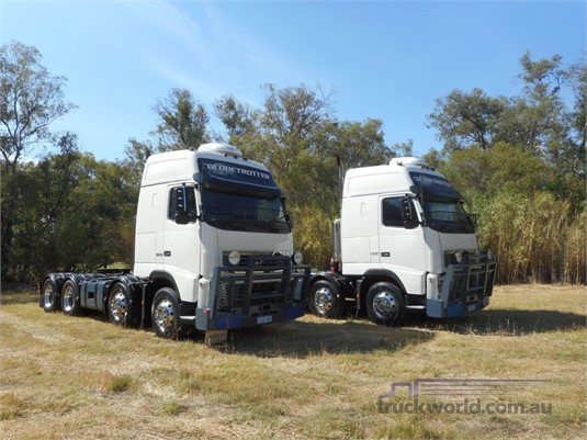 2011 Volvo FH600 - Trucks for Sale
