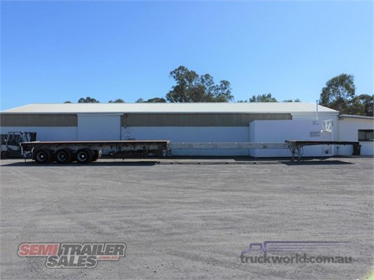 2011 Southern Cross Flat Top Trailer - Trailers for Sale