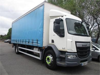 2016 DAF LF220 at TruckLocator.ie