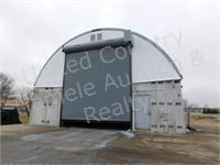 Dodge County WI Salt Sheds