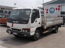 ISUZU NQR  used