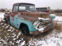 1957 Chevrolet 4x4 Napco