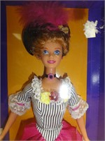 Second edition french Barbie 1996