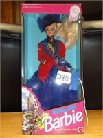 English Barbie special edition 1991