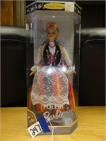 Polish Barbie collector edition 1997