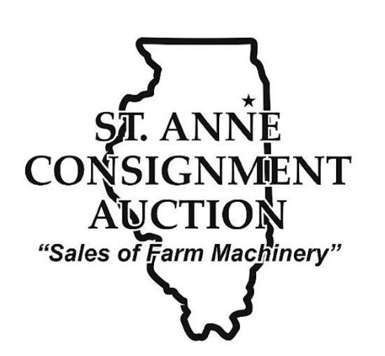 Farm Equipment For Sale By St. Anne Consignment Auction