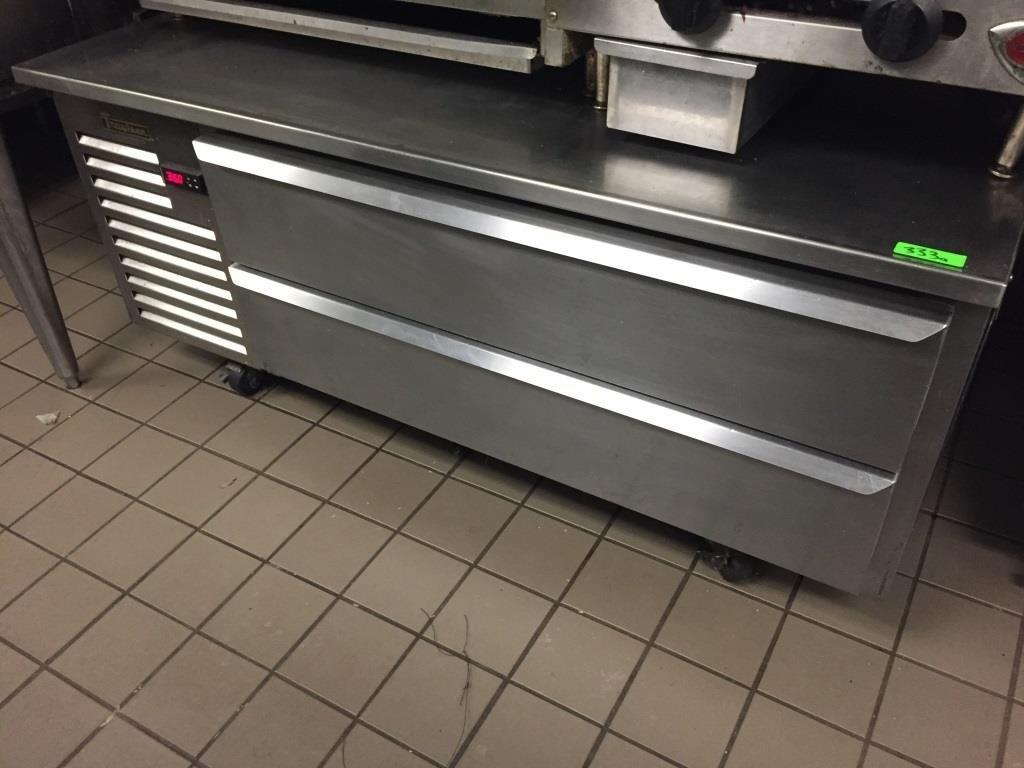 TRAULSEN 5' Refrigerated Equipment Base