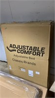 Adjustable Comfort Full Size Bed In Box
