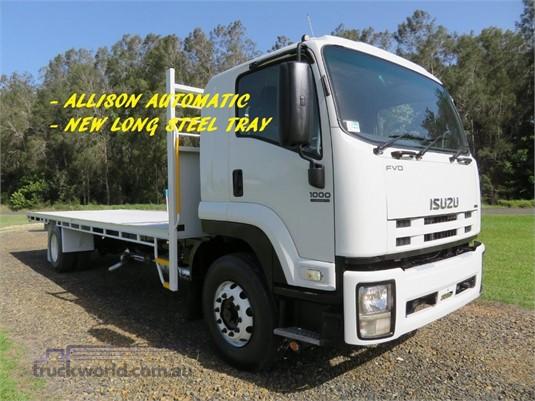 2010 Isuzu FVD 1000 - Trucks for Sale