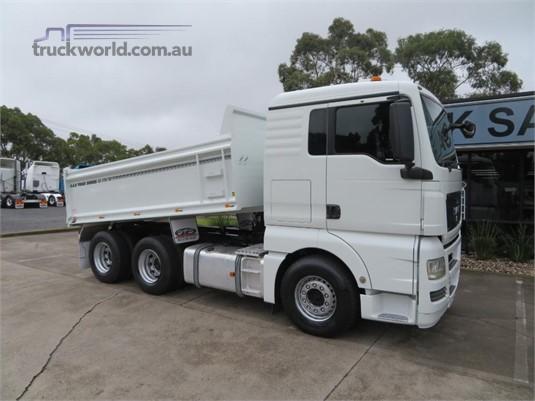 2010 MAN TGX 26.440 - Trucks for Sale