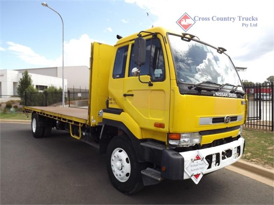 2002 UD CK330E Cross Country Trucks Pty Ltd  - Trucks for Sale