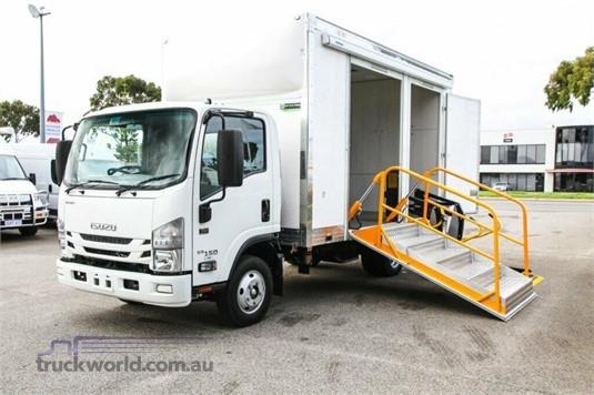 2017 Isuzu NNR 55 150 - Trucks for Sale