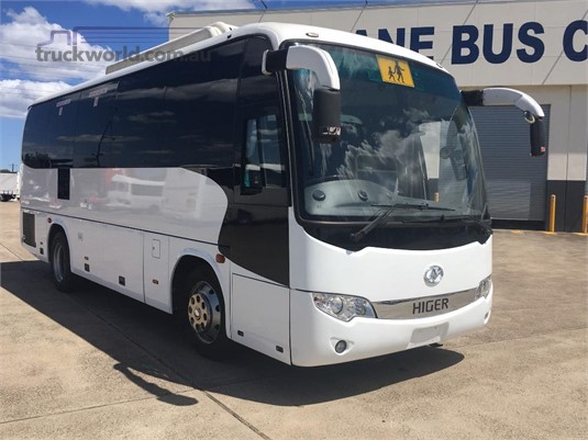 2010 Higer V Series - Buses for Sale