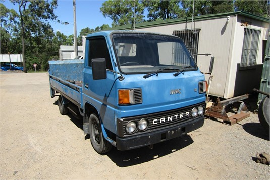 1985 Mitsubishi Fuso CANTER 1.5 - Wrecking for Sale