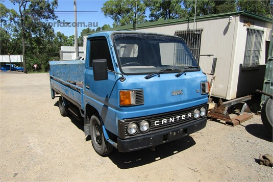 1985 Mitsubishi Fuso CANTER 1.5 - Wrecking for Sale