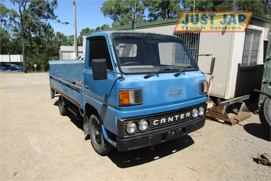 1985 Mitsubishi Fuso CANTER 1.5 Just Jap Truck Spares - Wrecking for Sale