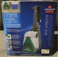 Bissell Big Green Carpet Cleaner - NEW
