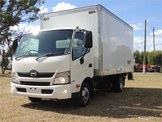 2015 Hino 300 Series 616 Auto Japanese Trucks Australia - Trucks for Sale