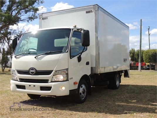 2015 Hino 300 Series 616 Auto - Trucks for Sale