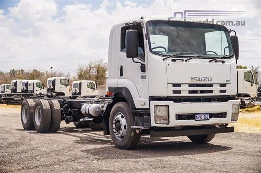 2012 Isuzu FVY 1400 - Trucks for Sale