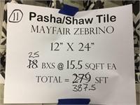 """Pasha/Shaw 12""""x24"""" Tile"""