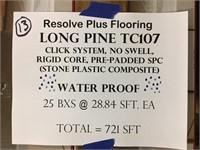 Resolve Plus Waterproof Flooring