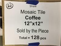 "Shaw Mosaic 12""x12"" Tile"