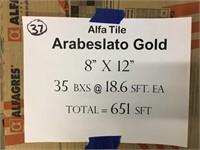 """Alfa 8""""x12"""" Tile"""