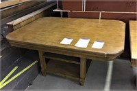 Home Meridian  63 1/2 x 49 Dining Table