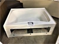 Oasis Fiberglass Soaking Tub