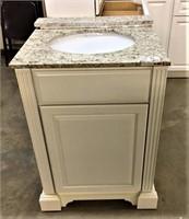 """24"""" Bathroom Vanity with Granite top"""