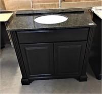 """36"""" Bathroom Vanity with Granite top"""