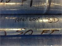 (6) 100 sq ft Rolls of Foam Laminate Underlayment