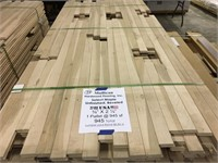 Mullican 3/4 x 2 1/4 Unfinished Maple Flooring