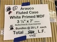 "Arauco Fluted Case 3 1/4"" x 7'"