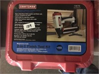 Craftsman 2 in 1 Finish Tool kit