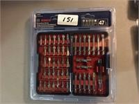 Bosch screwdriver Bit Set