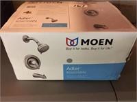 Moen Adler Shower/Tub Combo
