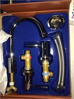 Matco 2 Handle Roman Tub Faucet Chrome