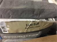 8-25 lb bags Sanded Grout-Light Buff