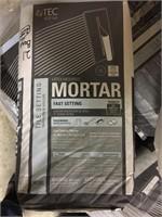 21-50 lb Bags Fast Set Mortar