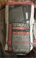 24-40 lb Bags Totalflex Mortar