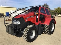 CASE IH-FARMALL 115C Orchard Tractor, MFWD, Low Hours