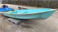 Apache Flat Bottom Boat 14'
