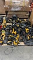 Dewalt Cordless Drills, Chargers, Batteries