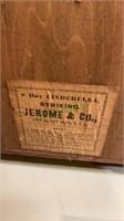 Jerome New Haven 8 day Cinderella mantel clock,