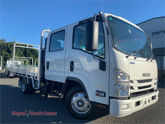 2020 Isuzu NNR 45 150 Crew Dwyers Truck Centre - Trucks for Sale