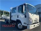 2020 Isuzu NNR 45 150 Crew Dual Cab