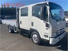 2020 Isuzu NNR 45 150 AMT CREW Dual Cab